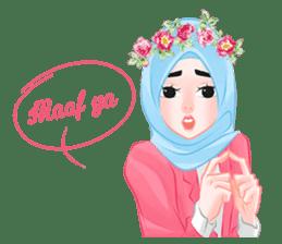 Hijab Chic sticker #8436165