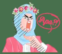 Hijab Chic sticker #8436173