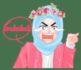 Hijab Chic sticker #8436174