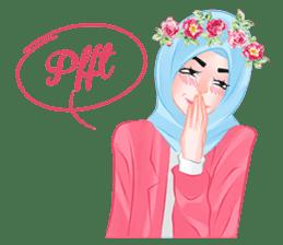 Hijab Chic sticker #8436176