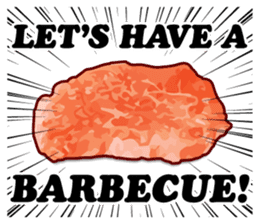 MEAT 2 ENGLISH sticker #8439833