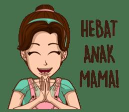 mamaku cayang sticker #8442183