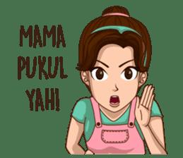 mamaku cayang sticker #8442206