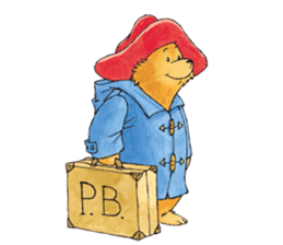 Paddington Bear (TM) Ver.1 sticker #8447989