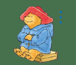 Paddington Bear (TM) Ver.1 sticker #8447990