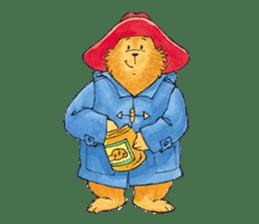 Paddington Bear (TM) Ver.1 sticker #8447992