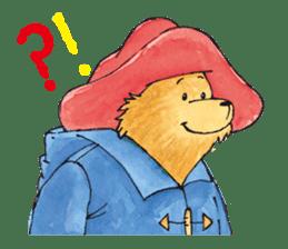 Paddington Bear (TM) Ver.1 sticker #8447993
