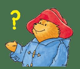 Paddington Bear (TM) Ver.1 sticker #8447997