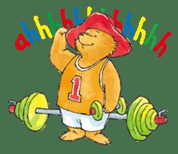 Paddington Bear (TM) Ver.1 sticker #8448003