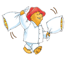Paddington Bear (TM) Ver.1 sticker #8448005