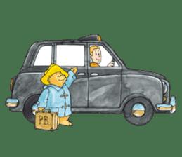 Paddington Bear (TM) Ver.1 sticker #8448009