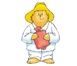 Paddington Bear (TM) Ver.1 sticker #8448021
