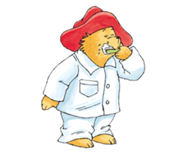 Paddington Bear (TM) Ver.1 sticker #8448026