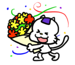 Onigirineko sticker #8460053
