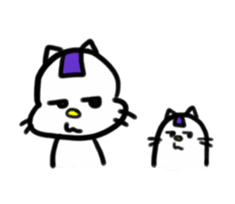 Onigirineko sticker #8460061