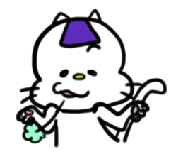Onigirineko sticker #8460083