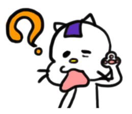 Onigirineko sticker #8460085