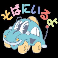 Tokyo Taxi Association TAKKUN Sticker
