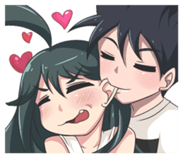 Lily & Marigold (Part Jun Lemon 3) sticker #8469080