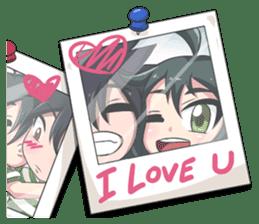 Lily & Marigold (Part Jun Lemon 3) sticker #8469105