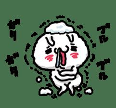 Love mode Winter sticker #8470850