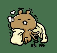 Love mode Winter sticker #8470853