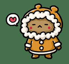 Love mode Winter sticker #8470858