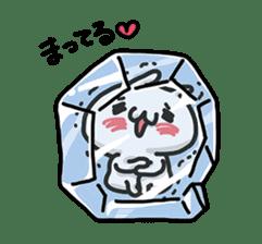 Love mode Winter sticker #8470861