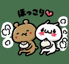 Love mode Winter sticker #8470863