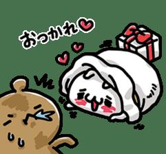 Love mode Winter sticker #8470881