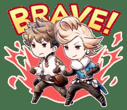 Bravely Stickers - Volume 2 sticker #8471496