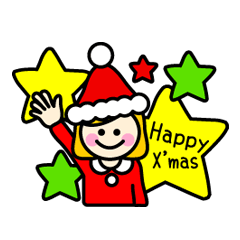 Christmas & New Year & everyday Sticker