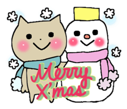 X'mas and Happy new year 2 sticker #8474748