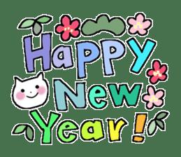 X'mas and Happy new year 2 sticker #8474770