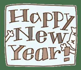X'mas and Happy new year 2 sticker #8474771