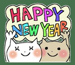 X'mas and Happy new year 2 sticker #8474772