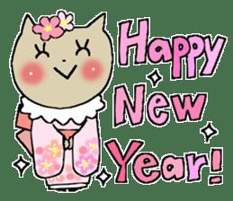 X'mas and Happy new year 2 sticker #8474775