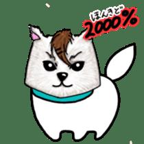 GERAWANKO is faithful dog?~Part 2~ sticker #8482296