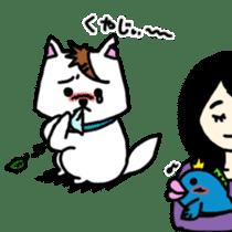 GERAWANKO is faithful dog?~Part 2~ sticker #8482301