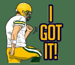 AmericanFootball Sticker sticker #8483076