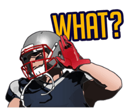 AmericanFootball Sticker sticker #8483090