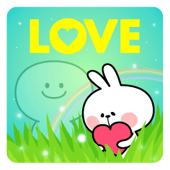 "Spoiled Rabbit ""LOVE"""