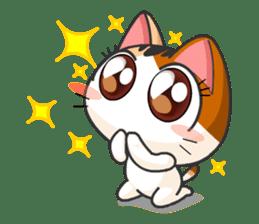 Gojill The Meow 2 sticker #8489426