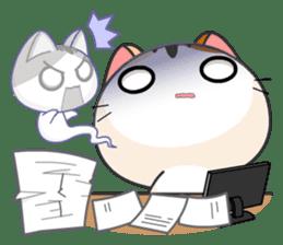 Gojill The Meow 2 sticker #8489441