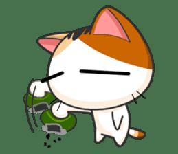 Gojill The Meow 2 sticker #8489449