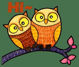 OWL Museum 9 sticker #8489938