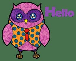 OWL Museum 9 sticker #8489939