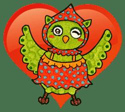 OWL Museum 9 sticker #8489942