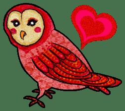 OWL Museum 9 sticker #8489943