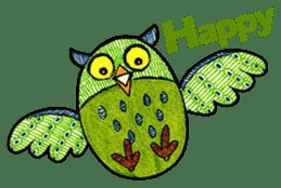 OWL Museum 9 sticker #8489945